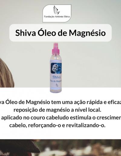 óleo de magnesio
